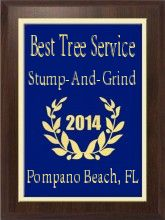 #1 Tree Service In Pompano Beach 2014